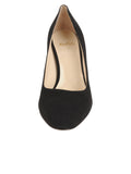 Womens Black Suede Virtue 4