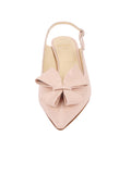 Womens Blush Patent Bee 4