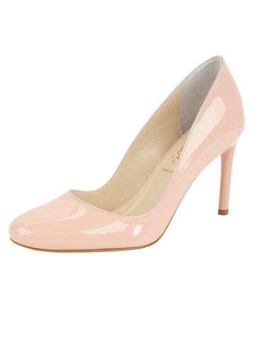 Womens Blush Patent Onima Alternate View