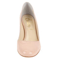Womens Blush Patent Onima 4