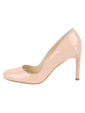 Womens Blush Patent Onima 7