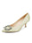 Womens Celery Nappa Serena Pointed Toe Pump Alternate View