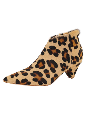 d0a5070ca08 ... Womens Cheetah Haircalf Weston Pointed Toe Bootie Alternate View