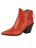 Womens Cognac Jolene Bootie Alternate View