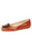 Womens Cuoio Cloud Square Toe Flat Alternate View