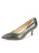 Womens Iron Patent Softly Pointed Toe Pump Alternate View