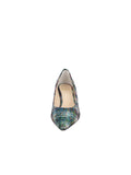 Womens Metallic Yarn Nova Pointed Toe Pump 4