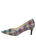 Womens Metallic Yarn Nova Pointed Toe Pump 7