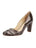 Womens Mushroom Patent Petra Round Toe Pump Alternate View