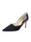 Womens Navy Patent Esty Pointed Toe Pump Alternate View