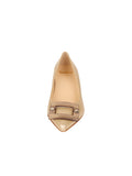 Womens Pearl Nappa Serena Pointed Toe Pump 4