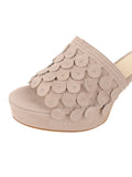 Womens Pebble Suede Carina 6