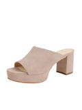 Womens Pebble Suede Charley
