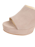 Womens Pebble Suede Charley 6