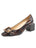 Womens Radish Patent Nuri Block Heeled Pump Alternate View