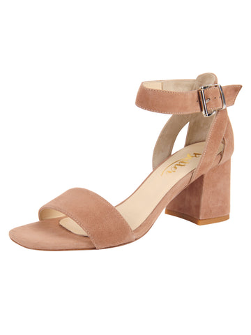 Womens Sand Suede Feline Alternate View