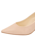 Womens Stone Nova Pointed Toe Pump 6