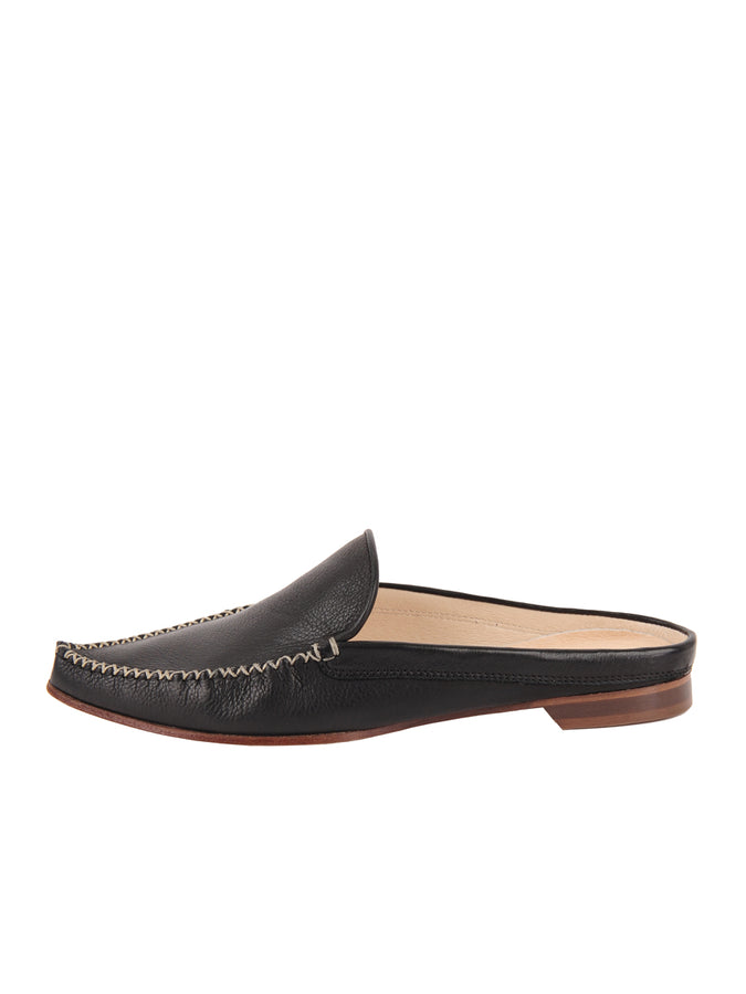 Womens Black Leather Keaton 2