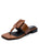 Womens Luggage Bocthong Sandal Alternate View