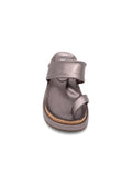 Womens Pewter Roxy Sandal 4