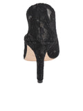 Womens Black Lace Valerie 2