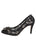 Womens Black Lace Valerie 7