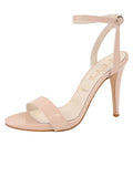 Womens Blush Patent Mobster
