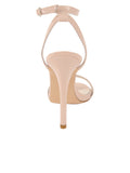 Womens Blush Patent Mobster 2