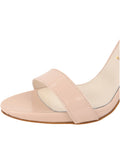 Womens Blush Patent Mobster 6