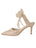 Womens Citron Holographic Elvie Pointed Toe Pump 7