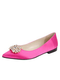 Womens Hot Pink Chancey