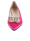 Womens Hot Pink Chancey 4