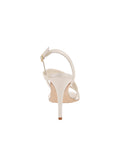 Womens Ivory Satin Hallie 2