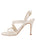 Womens Ivory Satin Hallie 7