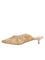 Nude Satin Scroll Color