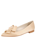 Womens Nude Satin Carly