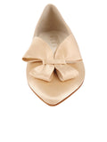 Womens Nude Satin Carly 4