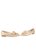 Womens Nude Satin Carly 5