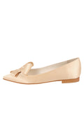 Womens Nude Satin Carly 7
