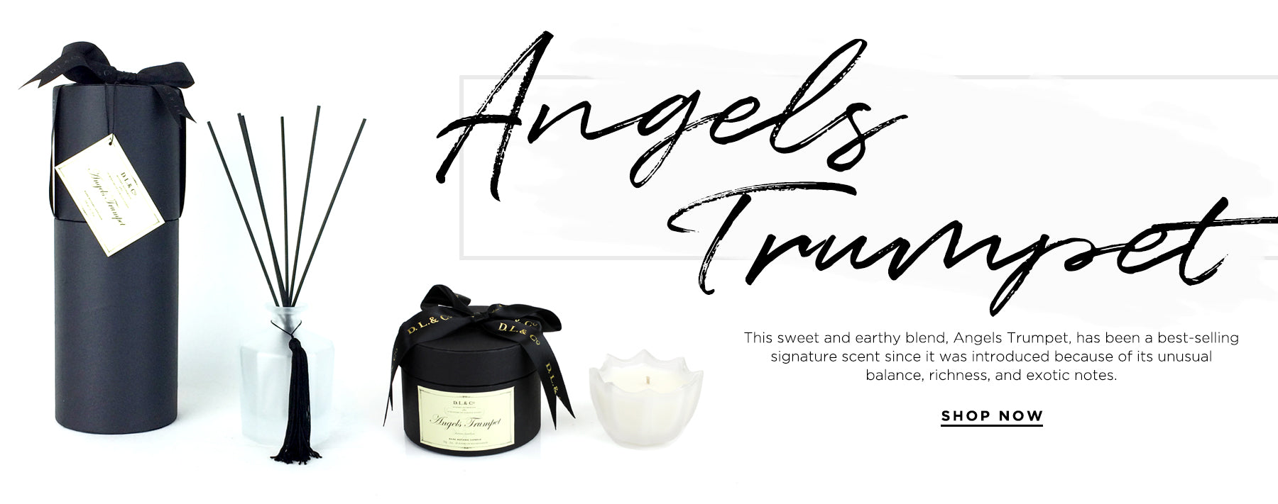 Spotlight on Angel's Trumpet Candles