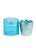 Topaz 17 oz Opaline Blue/Turquoise Candle