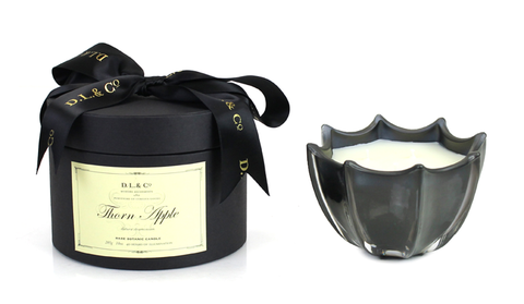 Thorn Apple 15oz Scalloped Candle