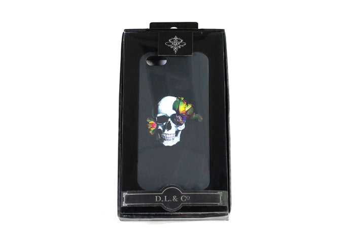 Blooming Skull iPhone 5 Case