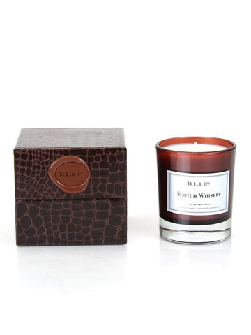 Scotch Whiskey 7.4 oz Scented Candle