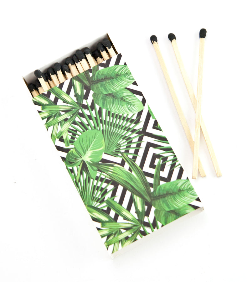 Palm Leaves Matches