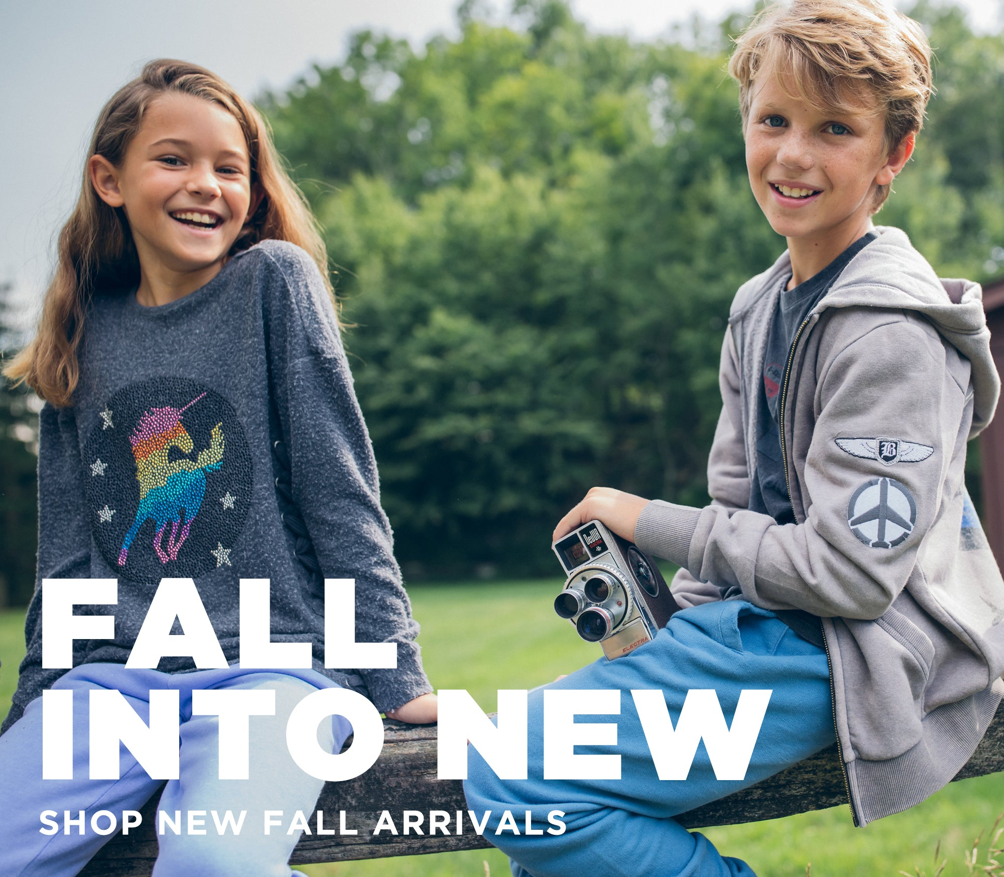 Fall Into New - Shop New Fall Arrivals