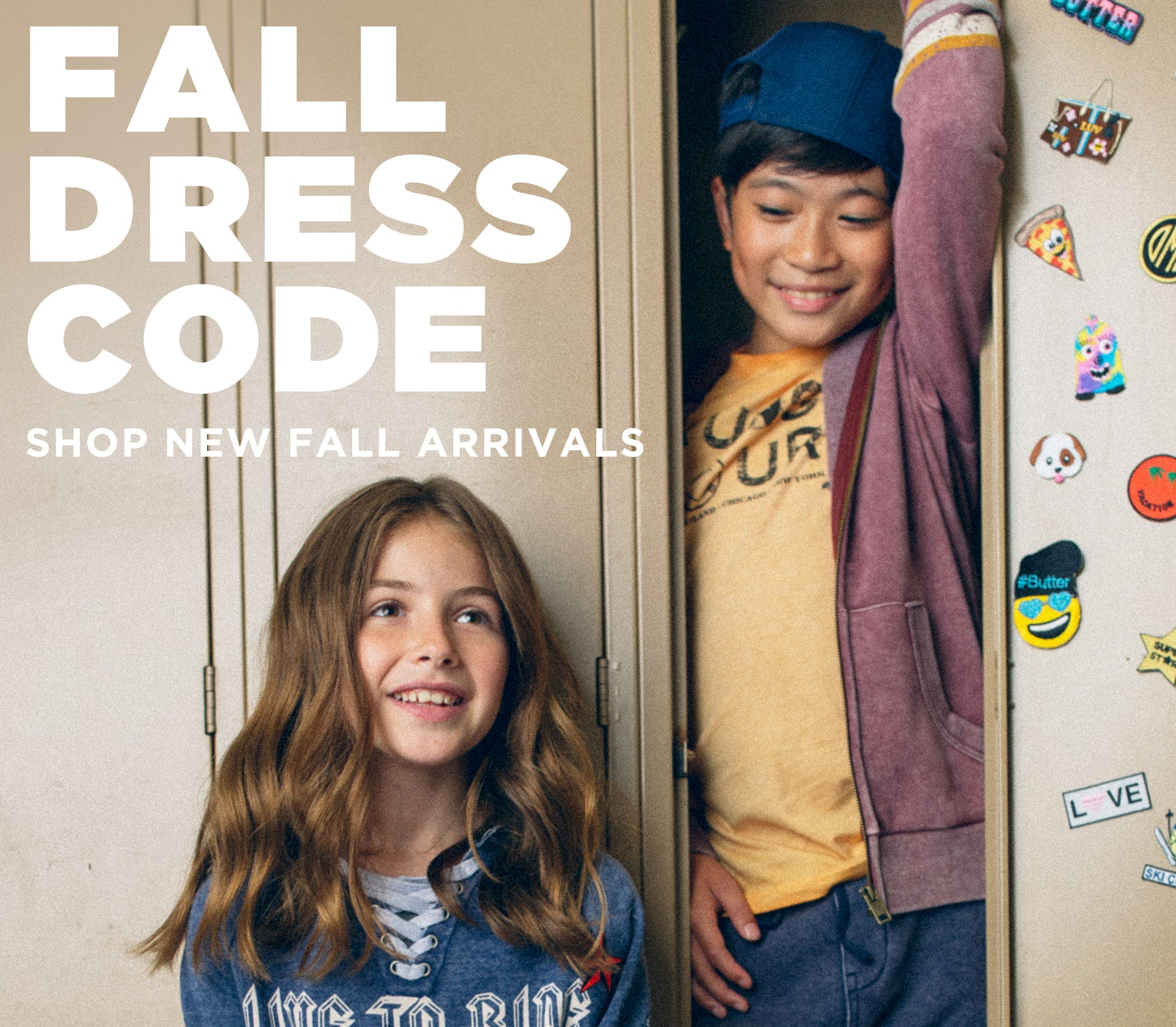 Fall Dress Code - Shop New Fall Arrivals