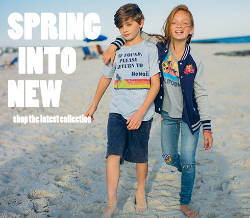 Spring into New - shop the latest collection