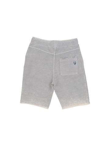 Boys Alloy Destroy Wash French Terry Short 2 Alternate View