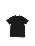 Boys Anthracite Boys Mineral Wash Jersey Tee With Print Design 2